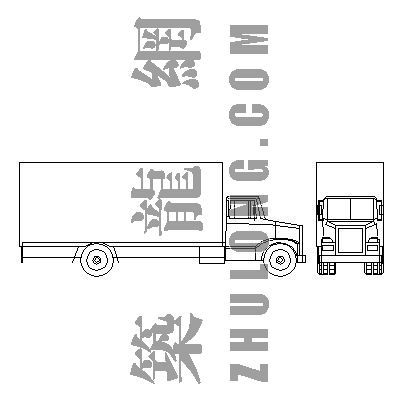 货车001
