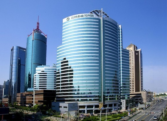 [青岛]酒店项目环境影响评价技术咨询合同书(8页)