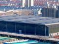[上海]钢结构展览馆施工质量情况(鲁班奖申报PPT)