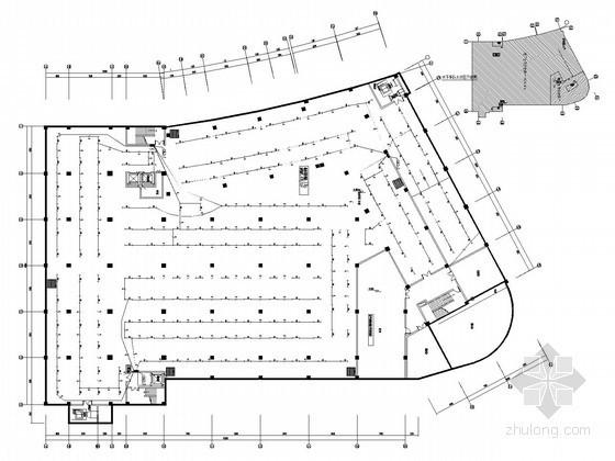[江苏]疾病控制中心大楼全套电气施工图纸(含详图)