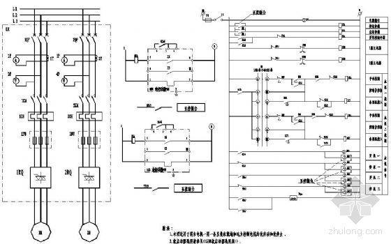 ABB软启动器原理图