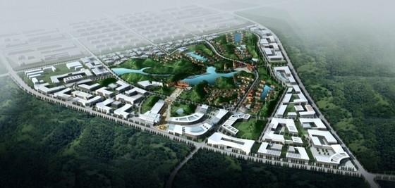 [安徽]城市综合体规划及单体设计方案文本