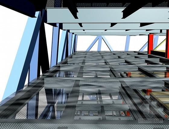 高层办公楼钢结构安装工程安全文明施工管理措施