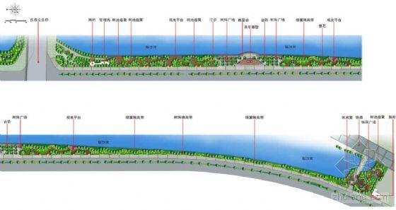 [浙江杭州]道路综合整治工程景观规划方案
