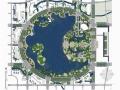 [河南]山水式现代综合性公园景观工程规划设计方案