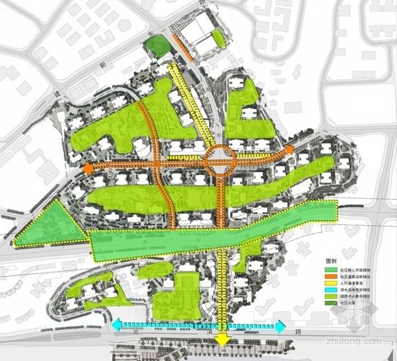 超高层artdeco风格住宅区分析图