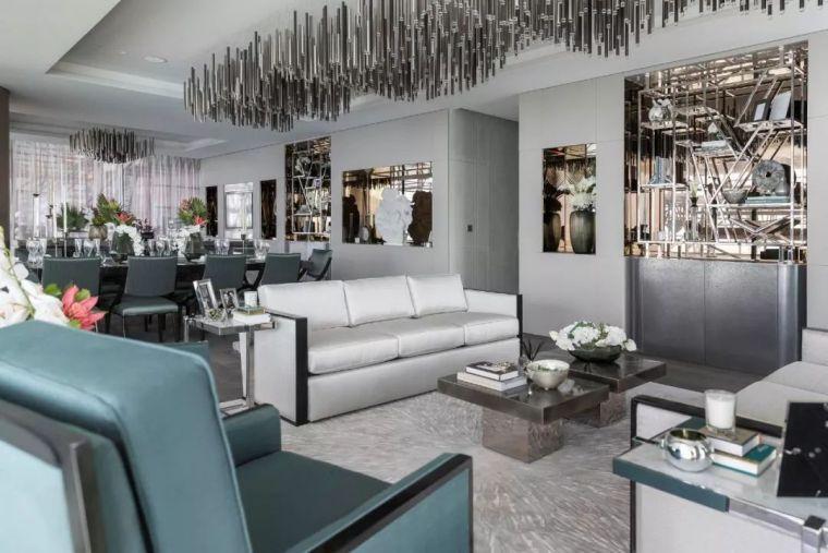 """迪拜造了""""天空中的别墅"""",最小户型300平米,顶层复式卖3.4亿_21"""