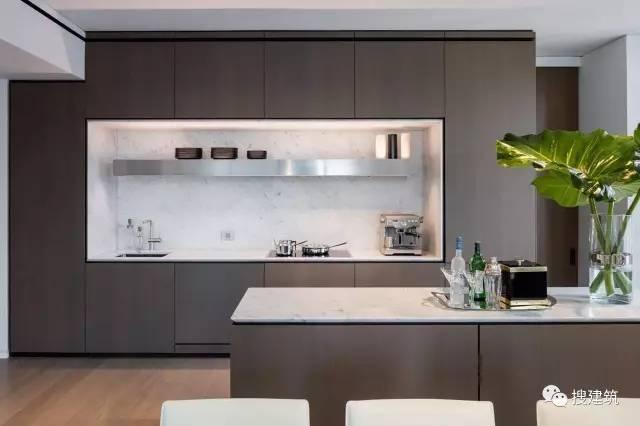 """万科200米高、61层的""""新地标住宅"""",1000-1600平方英尺的户型设_13"""