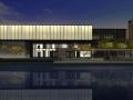 [上海]万科·徐泾项目展示区居住区景观方案设计(现代,简约)