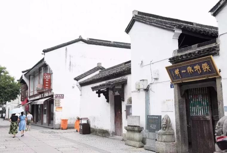 用心感受老杭州小街小巷的慢生活_9