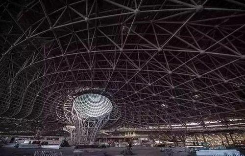 比鸟巢更大的钢结构建筑,明年就正式启用啦!-图片17.png