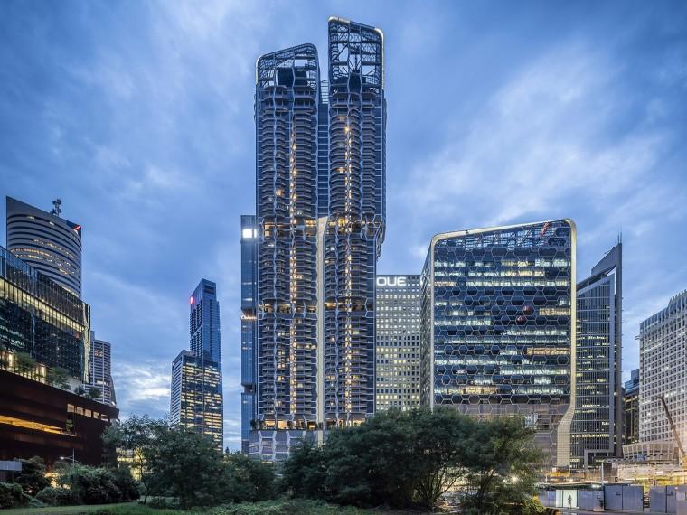 新加坡VonShenton大楼