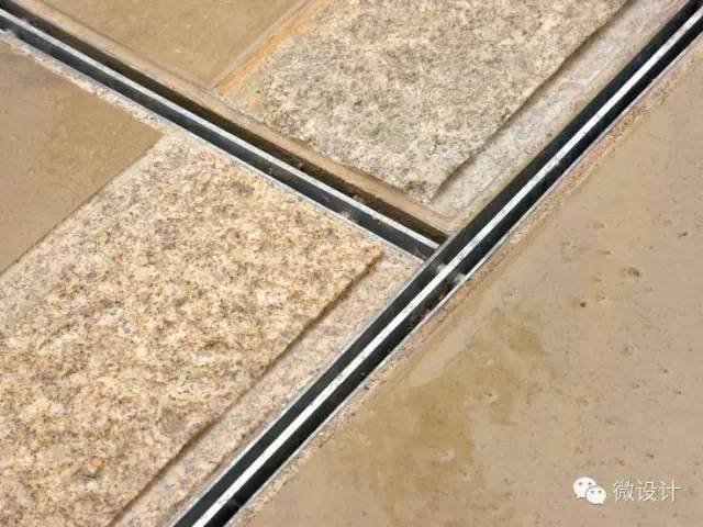 U排水道资料下载-缝隙式排水 · 精致化景观细节设计