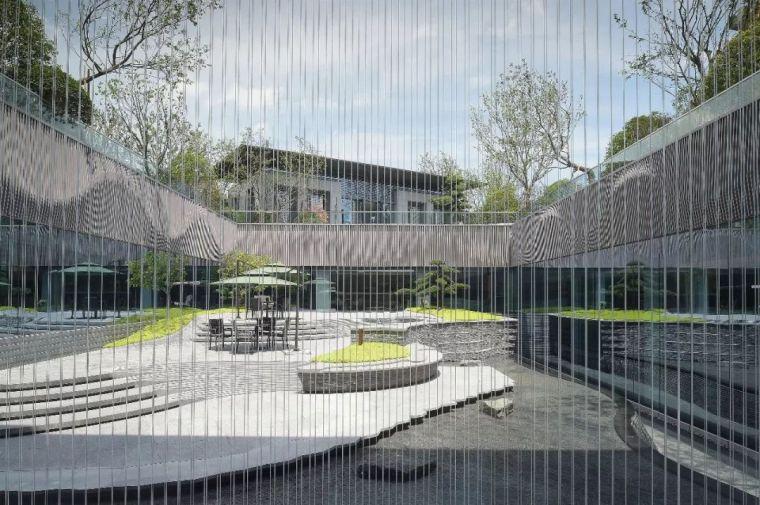 居住区|杭州示范区景观设计项目盘点_30