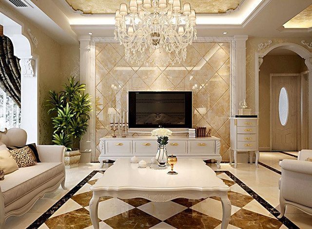 不同feel的客厅,你会pick哪一款?_18