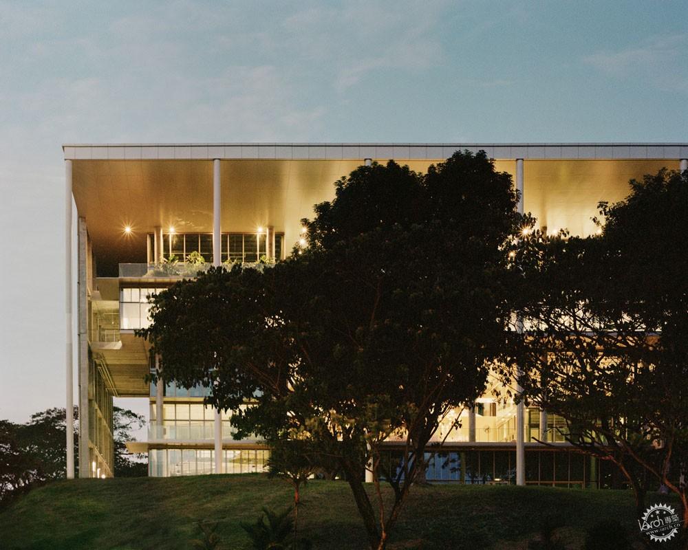 净能耗为零的开放建筑,为节能设计提供全新思路_17