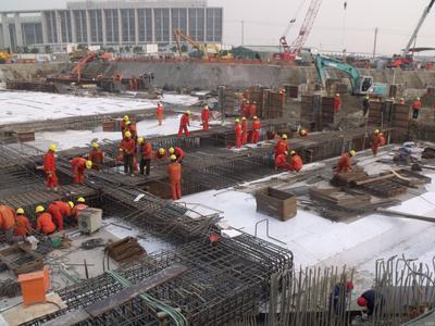 冬期施工必备关键点——六大分项工程