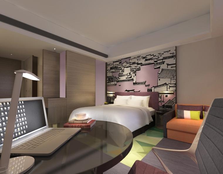 广州集美组--希尔顿欢朋酒店(外双楠店)方案排版