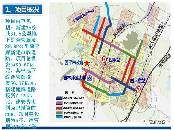 唯一试点省内的国家试点城市地下综合管廊建设过程回顾