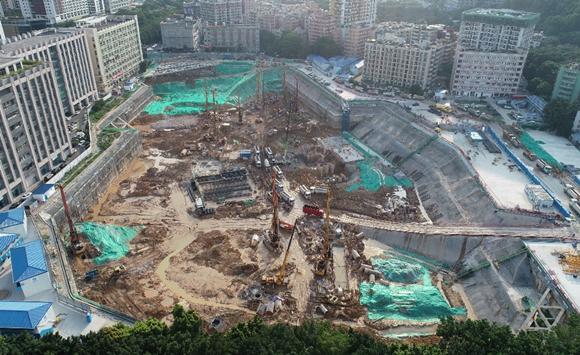 [深圳]茶光工业区改造项目BIM技术应用成果