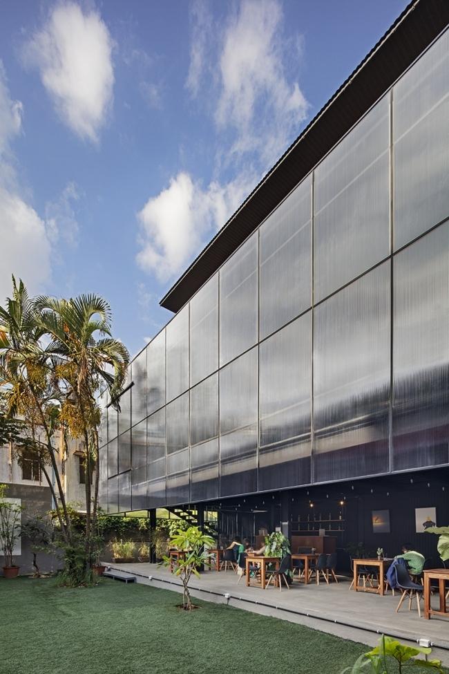 Bangalore庭院,印度/M9DesignStudio_5