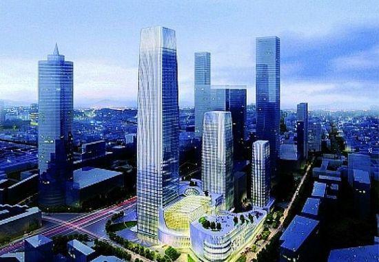 [兰州]超高层建筑BIM技术应用方案(兰州鸿运金茂广场)