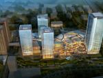重庆香港置地项目塔楼设计过程分享