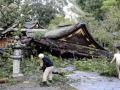 日本关西地区因台风受损古建筑情况汇总 1.0
