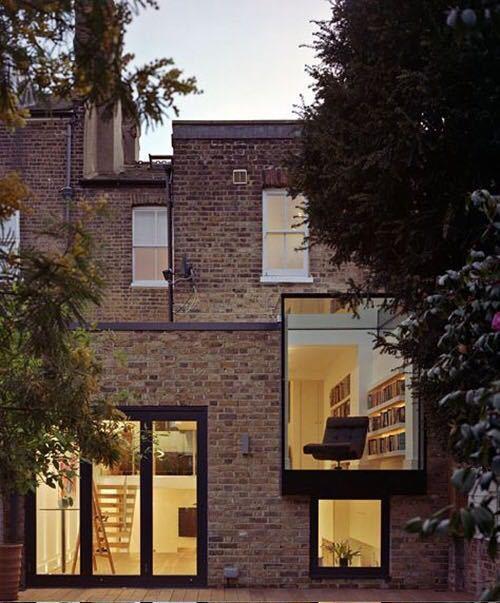 砖的艺术,看看如何把砖赋予艺术性的用在建筑上?_8