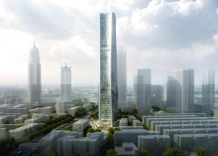 中国最高摩天大楼_3