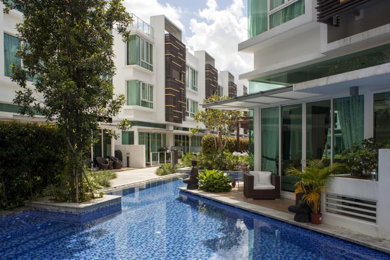 新加坡Cabana住宅区_7