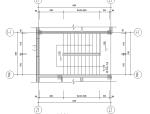 惠农新区社区卫生服务中心室内装修设计施工图(11张)