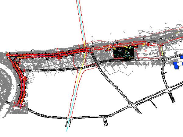 道路工程施工设计图(共94张,含施工计量表)