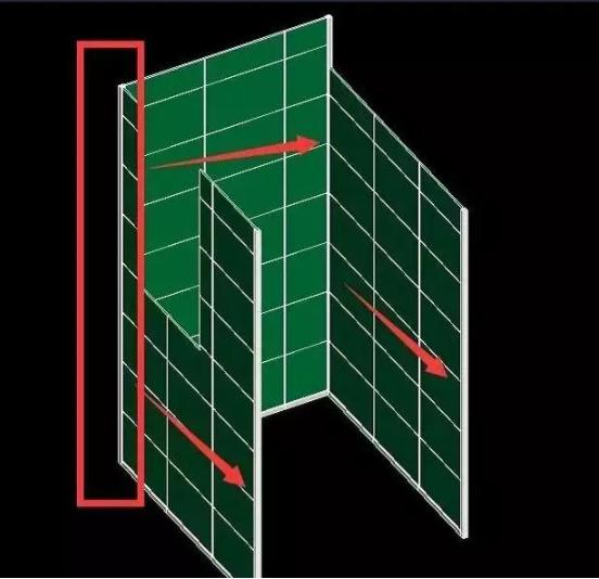 BIM在建设工程中排砖的应用_10