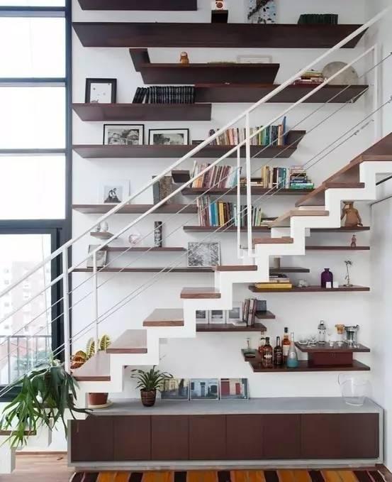干货 | 美如画的楼梯设计,也有大学问哦!