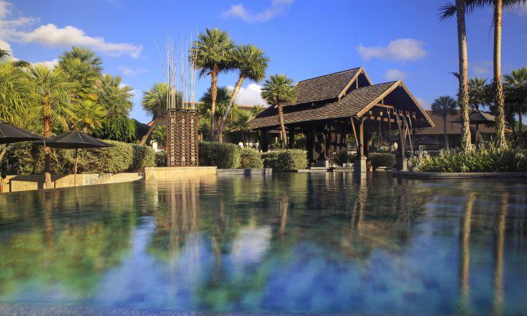 indigo酒店景观资料下载-泰国普吉岛蓝珍珠酒店
