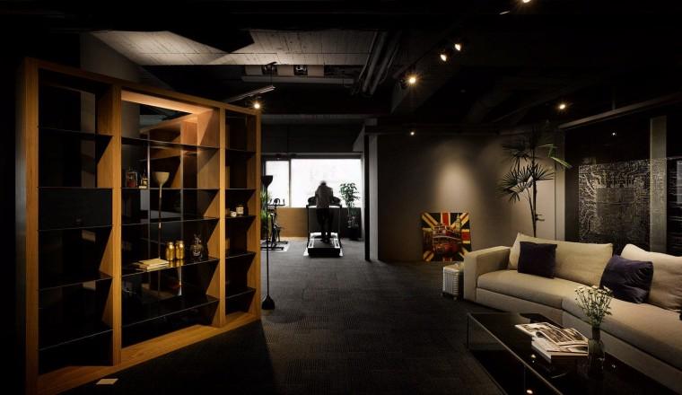 台湾电子科技公司办公室-7