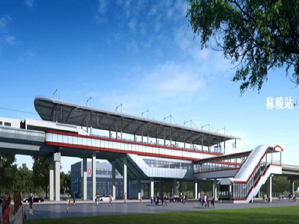 南京地下铁路施工组织设计(155页)