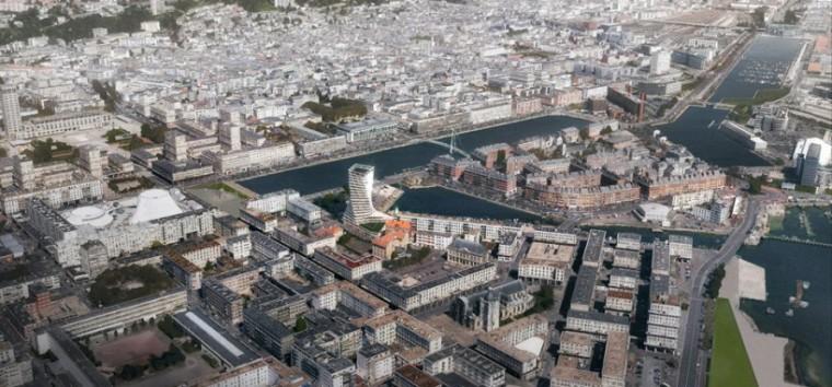 法国扭曲住宅塔楼-3