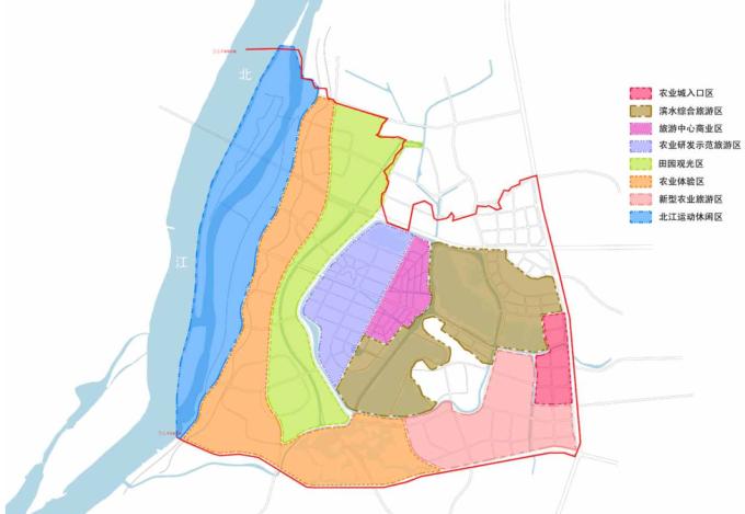 [合集][广东]海峡两岸创意生态农业城市规划设计方案(景观、旅游、详细修建、新农村、总体规划)_10