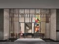 [精品汇总]室内设计住宅及酒店施工图及设计方案(其一)