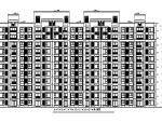 [江苏]高层多栋万科住宅及社区商业建筑施工图(两个地块多栋建筑)