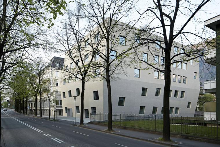 意大利酒店管理学院教学楼扩建