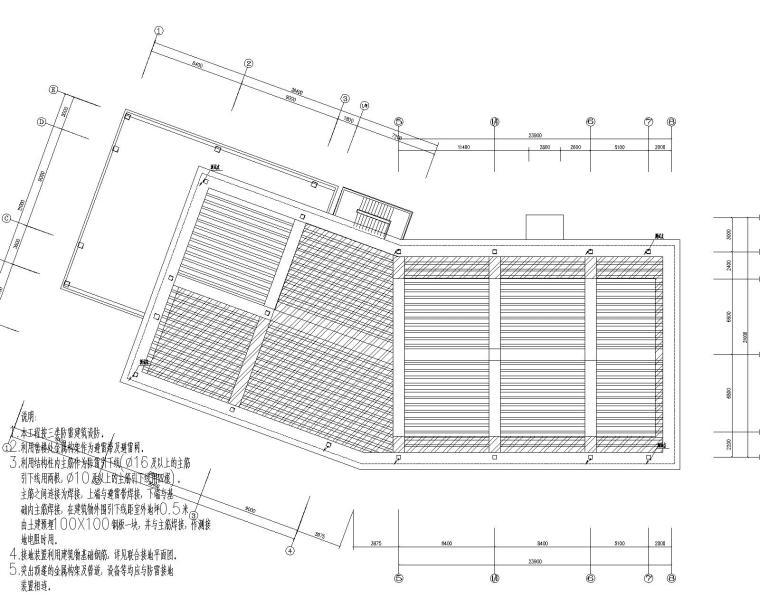 星河常州售楼处电气设计最全图纸(供配电、照明、电力系统,防雷与接地系统)