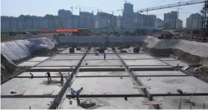 大型筏板基础施工质量问题及预防措施