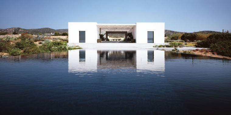 希腊海平线别墅