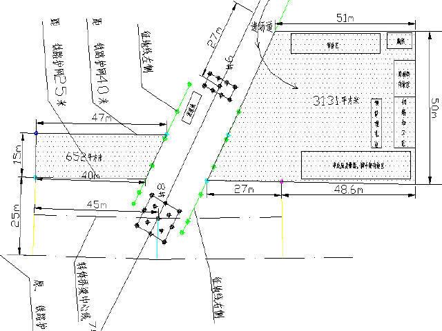 跨铁路(48+48)mT构转体桥施工专项方案123页(附图丰富,步步详细)
