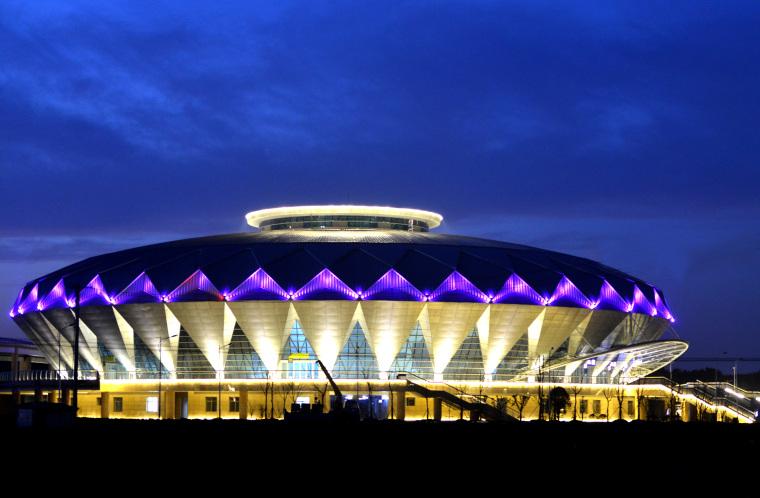 天津静海团泊体育场工程暖通施工组织设计