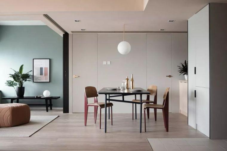 9 款现代风格的家,专为小户型设计