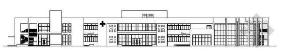 广州医院项目建筑施工图